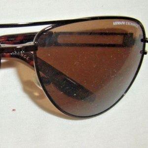Vintage Armani Exchange Aviator Style Sunglasses